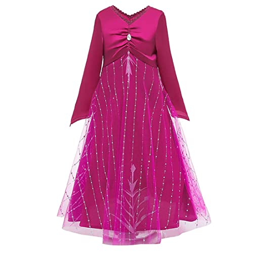 iTVTi/Girls/Princess/Costume/Halloween/Cosplay/Birthday/Party/Dress/Up 3-12Years