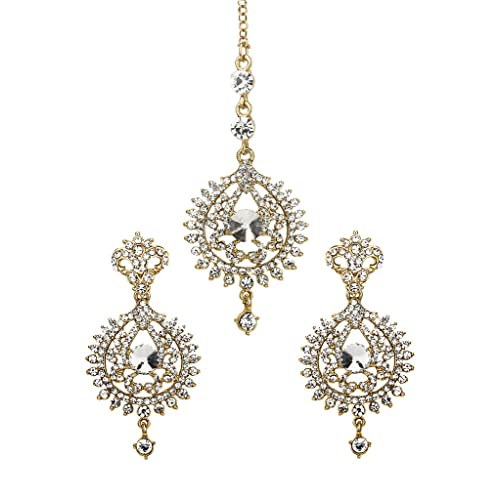 Buy Bindhani Indian Bollywood Style Jewelry Wedding Bridal