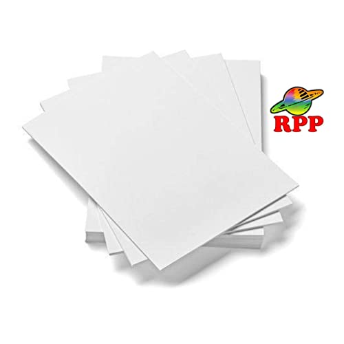 Buy A6 Premium Thick White 300gsm Craft Printing Index Record Card 50 Sheets With Ubuy Kuwait B07xqb7zzg