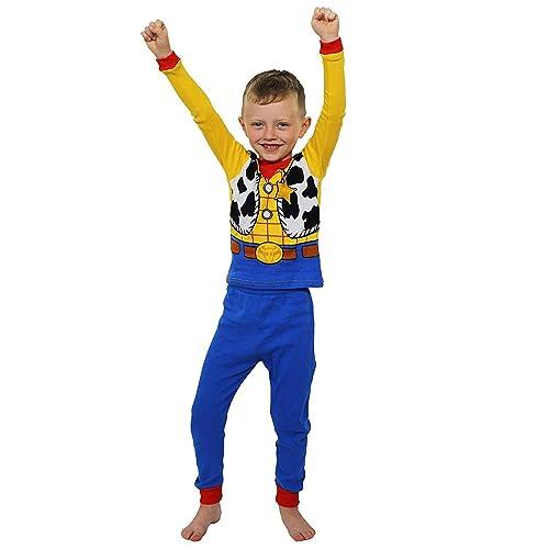 NWT Disney Store Buzz Lightyear PJ Pal Pajama Set Toy Story Boys 10