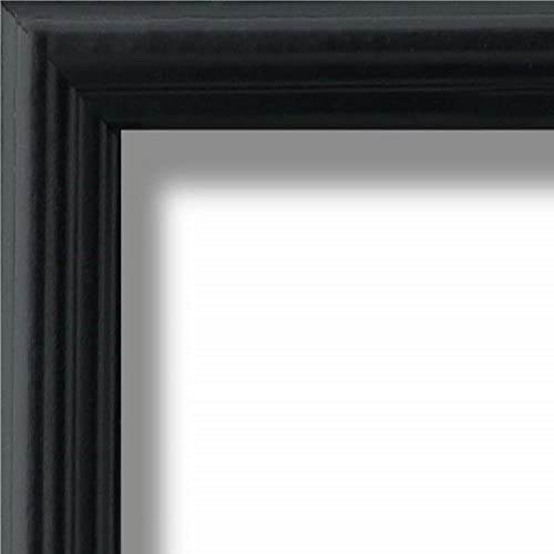 2WOMD5026-10x15 ArtToFrames 10x15 inch Muted Gold with Metallic Detailing Wood Picture Frame