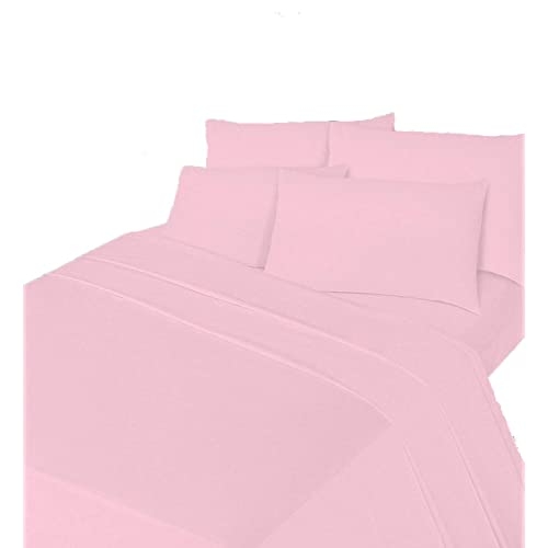 Comfy Night Flannelette Sheet Set Double Size Fitted Sheet Flat Sheet 2x Pillowcases Bed Sheet Set Pink Single Buy Products Online With Ubuy Kuwait In Affordable Prices B07kmncs3m