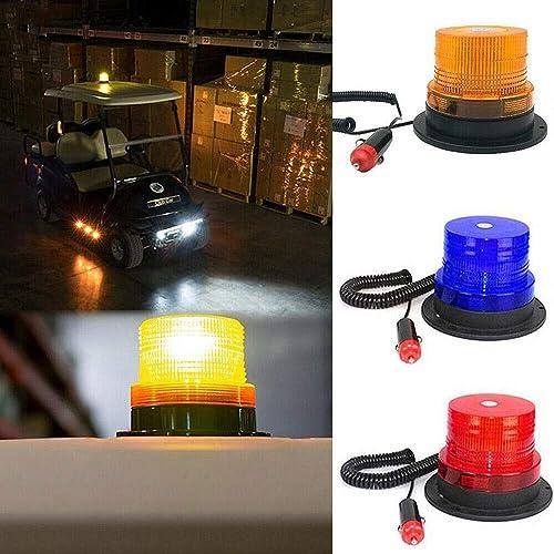 LED VEHICLE EMERGENCY Flare FLASH SIGNAL LIGHT  MANETIC JAPAN CAR