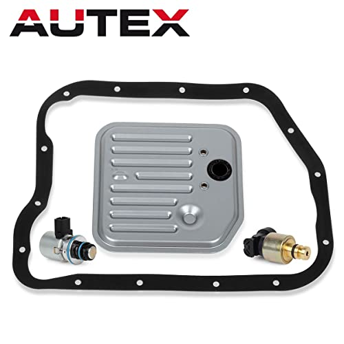 AUTEX A500 42RE 44RE Governor EPC Pressure Solenoid Sensor Filter Kit  Compatible With Dodge Dakota 1998 1999 & Dodge Durango & Ram & Van  1500/Jeep