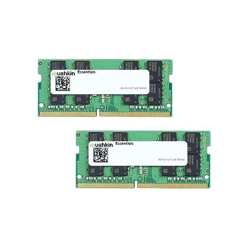 Buy Mushkin Essentials – DDR4 Laptop DRAM – 64GB (2x32GB