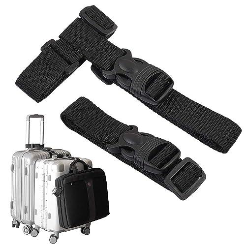 Luggage Strap Bibia Camping 1 Hook 1 Eyelet Black Luggage Carrier Elastic 70 cm 26908