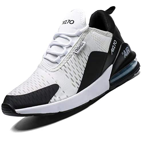 New Kids Boys Air Trainers Shock Absorbing Fitness Running Gym Sports Shoes Size