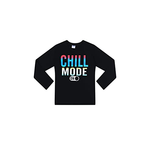 Details about  /Boys Chill Mode ON Cotton Gaming Long Pyjamas 9 to 16 Years