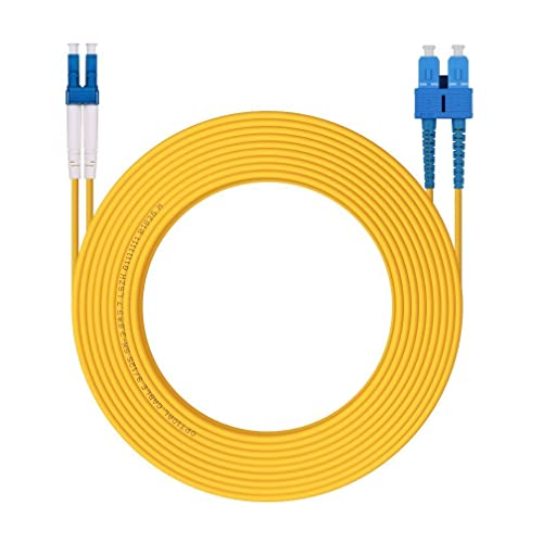 PCSL/® OM4 LC to LC Fibre Optic Cable 50//125 30m