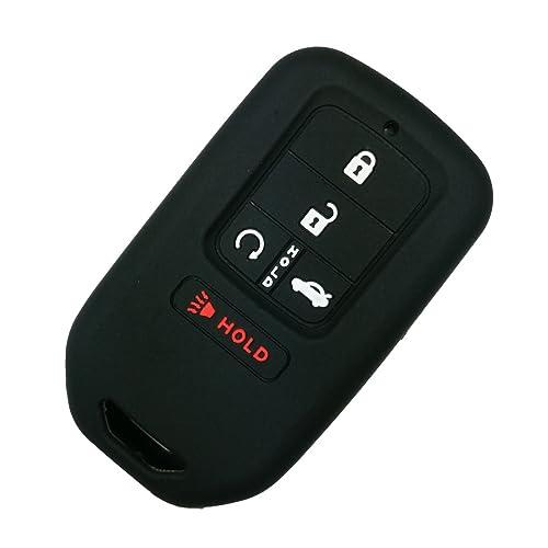 For Honda Accord CRV Civic Pilot 2015-2018 Remote Key Case Fob Cover Shell 4BTS