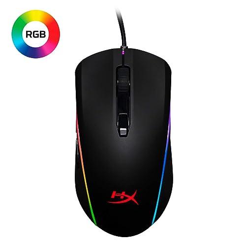 7660c49686b HyperX Pulsefire Surge - RGB Wired Optical Gaming Mouse, Pixart 3389 Sensor  up to 16000