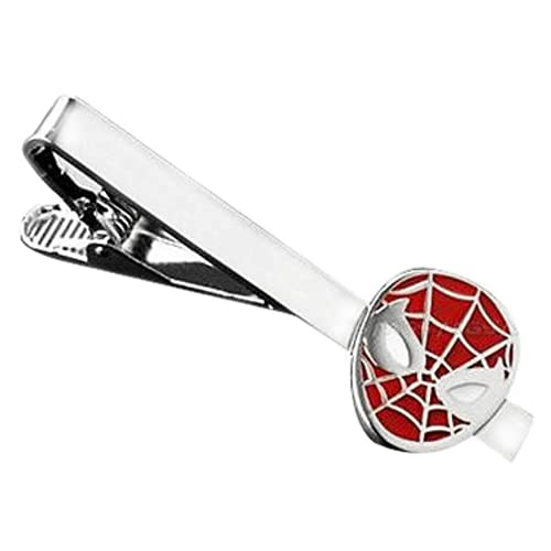 Athena Brands Supernatural Fashion Novelty Tie Bar Clip Movie Comic with Gift Box
