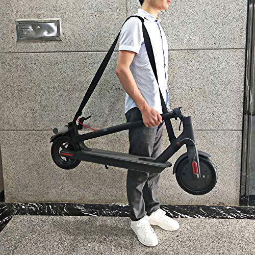 OwnMy Kick Scooter Shoulder Strap Adjustable Scooter Carrying Strap for Kids Balance Bike Scooter Folding Chair Yoga Mat
