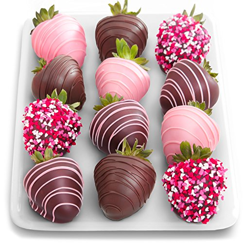 Buy Love Berries Valentine S Day Chocolate Covered Strawberries Online In Kuwait B01n6x0tb2