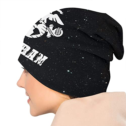 JINGUImao UK Flag Unisex Warm Hat Knit Hat Skull Cap Beanies Cap