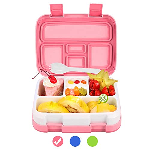 Lunch Box For Kids Bento Bpa Free