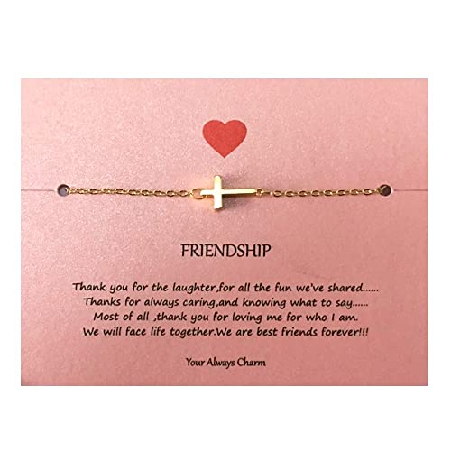 The Friend My Heart Gift Best Friend REEBOOOR Sister Jewelry Friendship Gifts You Will Always be The Sister My Soul