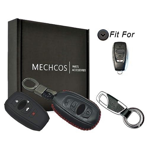 Silicone Car Remote Key Case For Subaru BRZ Forester Impreza STi WRX 4 Button