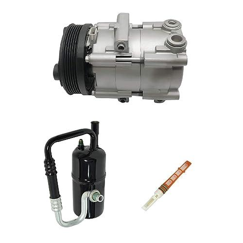 RYC Remanufactured AC Compressor Kit KT D047