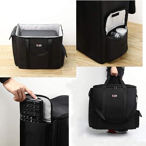 97cec724a742 Buy BUBM Gaming PC Desktop Computer Carrying Case,Protable Travel ...