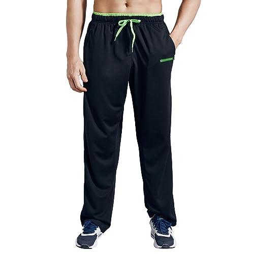 Gym Cross Fit Mens Trouser Tranning Jogging Bottoms Fleece Joggers Workout Pant