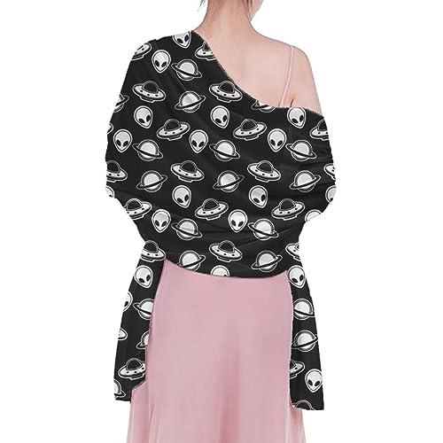 Charming Shawl For Bride Bridesmaid Neck Scarf Extra Long Hair Headscarf