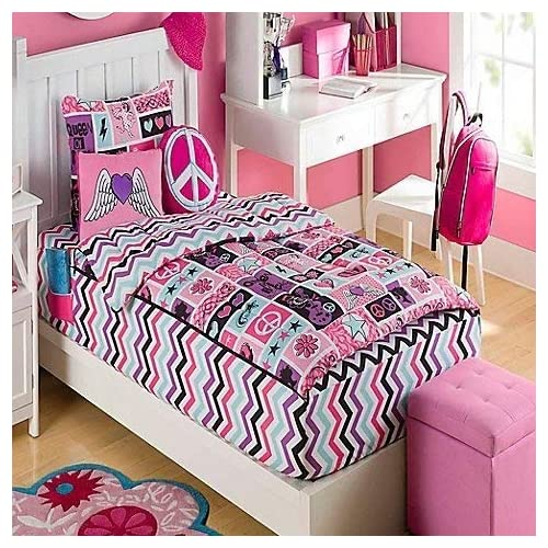 Zipit Bedding Set Extreme Sports Twin Zip Up Your Sheets And