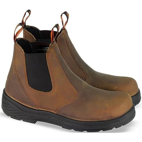 9b61f4faeb5 Buy Thorogood Men's Thoro-Flex 6 Quick Release Composite Safety Toe ...