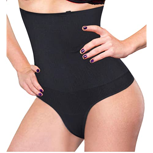 ZAIQUN Womens Mid-Waist Underwear Briefs Shapewear Panties Padded Butt Enhancer