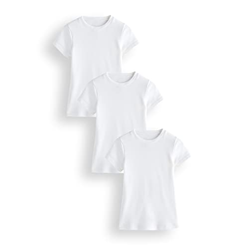 RED WAGON Girls Thermal T-Shirt Pack of 3 Brand