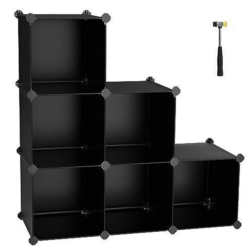 Buy SONGMICS Cube Storage Organizer, 6-Cube Closet Storage