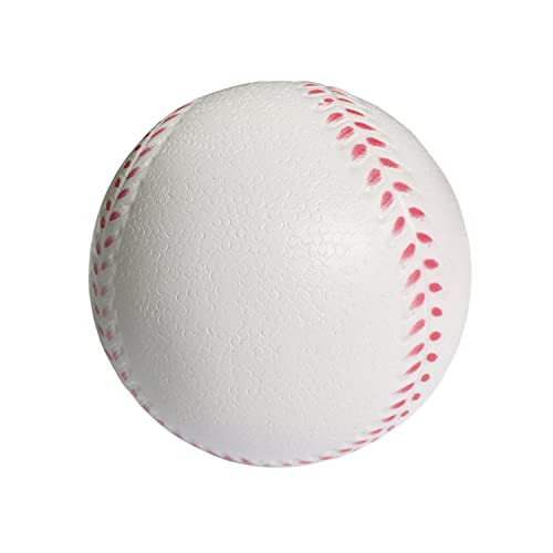 Foam Baseballs for Kids Teenager Players Training Ba... PACKGOUT Soft Baseballs