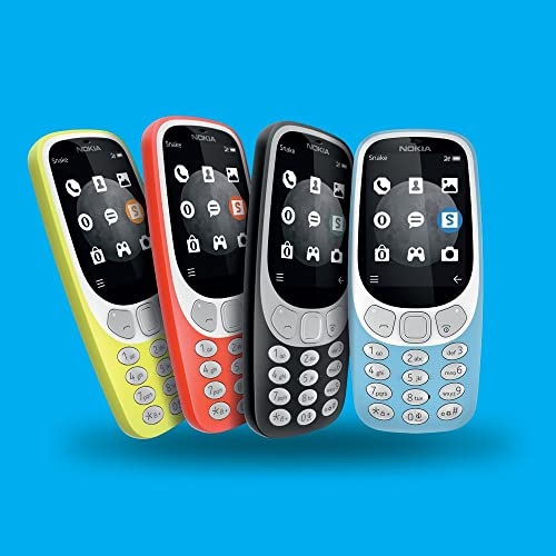 Buy Nokia 3310 3G - Unlocked Feature Phone (AT&T/T-Mobile/MetroPCS