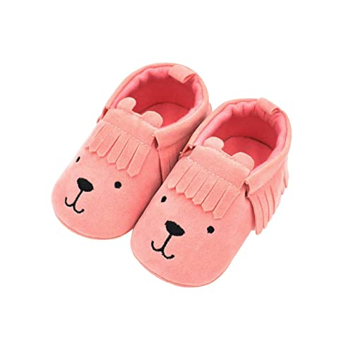 Matt Keely Baby Boys Girls Soft Sole Sneakers Infant PU Leather Lace Up Shoes