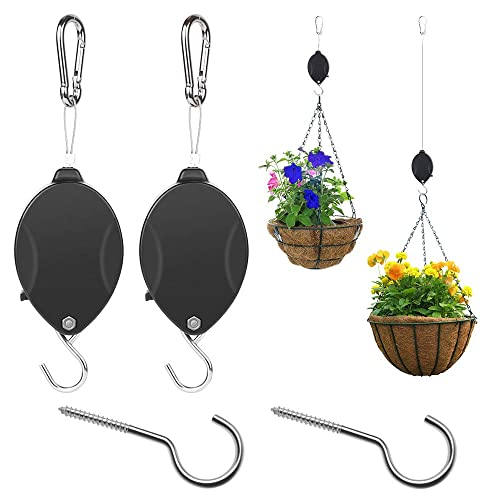 Nexxxi 20 Pcs 2 Inch Ceiling Hooks Cup Hook Holder Screw-in Hooks for Hanging Plants Mugs Kitchen Utensils Wind Chimes White
