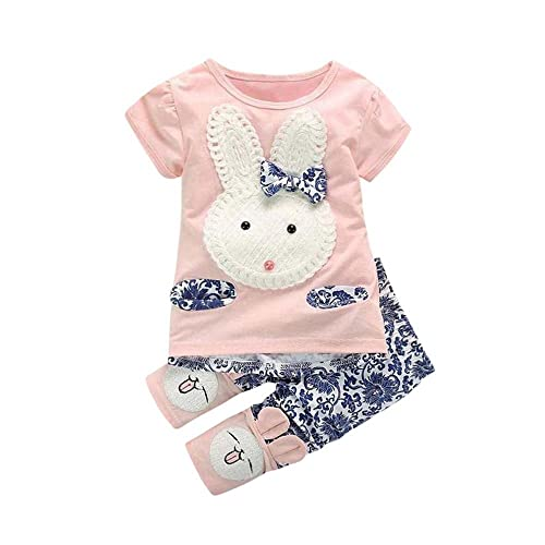squarex 0-3 Years Old Baby Clothes Autumn Baby Kids Toddler Girl Cute Rabbit Bandage Suit Mini Dress