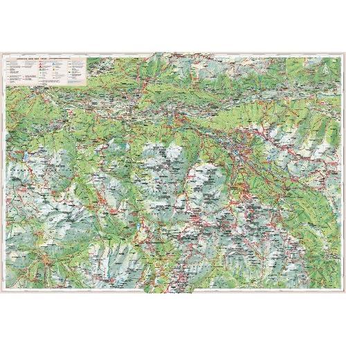 Cartina 3d Dolomiti.Buy 3d Wanderkarte Sextner Und Pragser Dolomiten 1 35 000 Cartina Escursionistica 3d Dolomiti Di Sesto E Braies Italian Map September 1 2018 Online In Kuwait 8870737063