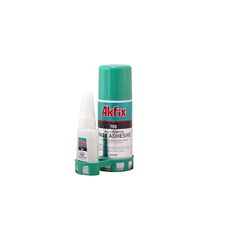 Buy Akfix 705 Fast Adhesive CA Glue (3 50 oz ) with