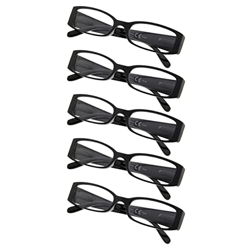 40667232ef33 Buy 5-Pack Ladies Reading Glasses Includes Sunshine Readers for Women with  Ubuy Kuwait. B07BN8WLCD