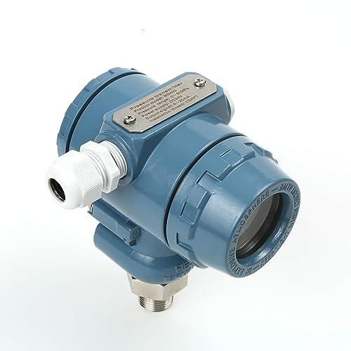 14.5~+145psi w// LCD Digital Display Gauge Pressure ±0.5/% FS Industrial Sensor