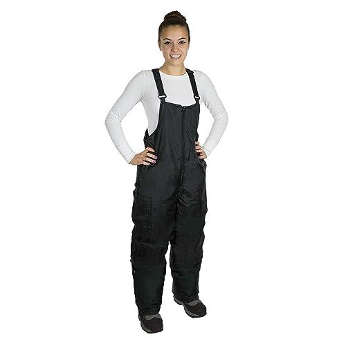 RPS Outdoors Mens Snow Pants Black, 5XL