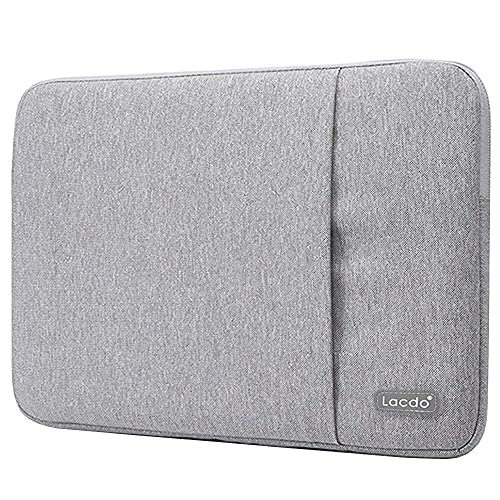 HYZUO 13-13.5 Inch Laptop Sleeve Case Compatible with 13.5 Surface Laptop//13.3 Old MacBook Air//MacBook Pro 2012-2015//12.9 iPad Pro 2015 2017//Hp Spectre x360 13 with Small Bag Faux Suede Leather