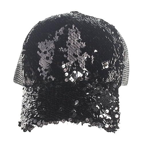 daa24dbf PrevNext. PrevNext. IZUS Sequin Hat Magic - Reversible Adjustable Baseball  Hat Cap