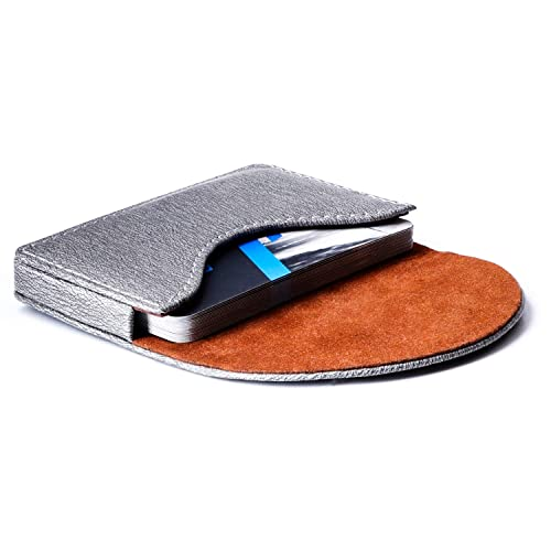 ecb11d3ab733 Buy MaxGear Leather Business Card Holder Business Card Case with ...