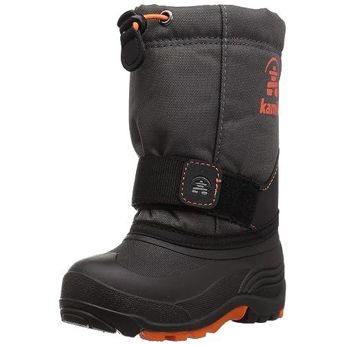 Ranger Kids Jackson Snow Boot RPC307 Black//Brown