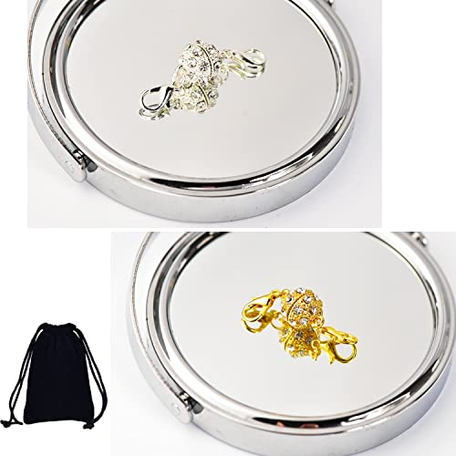 Winomo magnetic closure lobster clasps for necklace jewellery bracelet set of 10/pieces