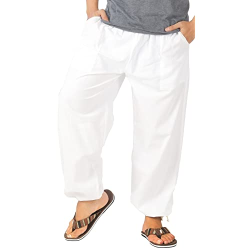 cf77d98bc1 Buy CandyHusky Mens Elastic Waist Casual Lounge Pajama Jogger Yoga Pants  Cotton with Ubuy Kuwait. B07567G43Z