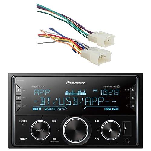 Buy Pioneer Vehicle Digital Media Double Din Bluetooth ... on pioneer audio, pioneer wiring installation, pioneer speaker, pioneer deh wiring, pioneer wiring guide, pioneer wiring-diagram, pioneer wheel, pioneer pump, pioneer replacement harness, radio harness,