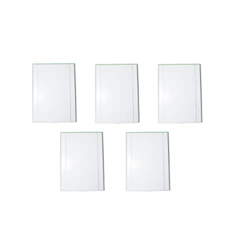Central Vacuum Wall Plate 5pk White Low Voltage ZVac Brand Inlets Generic Replacement Fits Most Newer Central Vacuum Systems 5, Inlet White Low Voltage