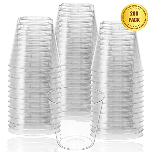 Disposable Plastic Highball Glasses Clear Party Wedding Cups Glass Cup BBQ Event